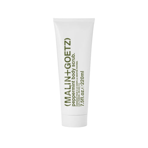 (Malin+Goetz) Peppermint Body Scrub (220ml)