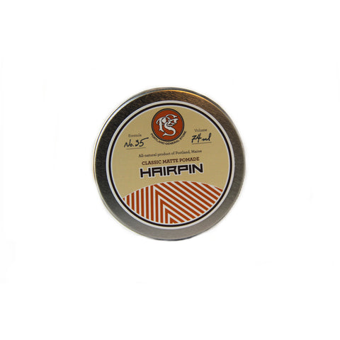 Portland General Store Hairpin Pomade (74ml)