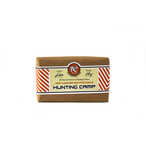 Portland General Store Hunting Camp Soap (114g)
