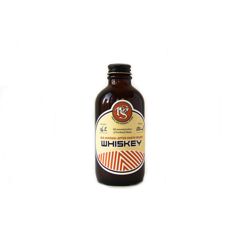 Portland General Store Whiskey After Shave Splash (120ml)