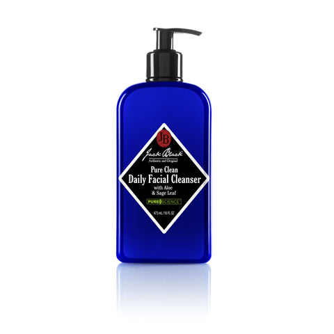 Jack Black Pure Clean Daily Facial Cleanser (Size Options)