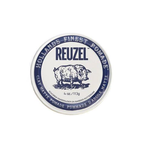 Reuzel Clay Matte Pomade (Size Options)