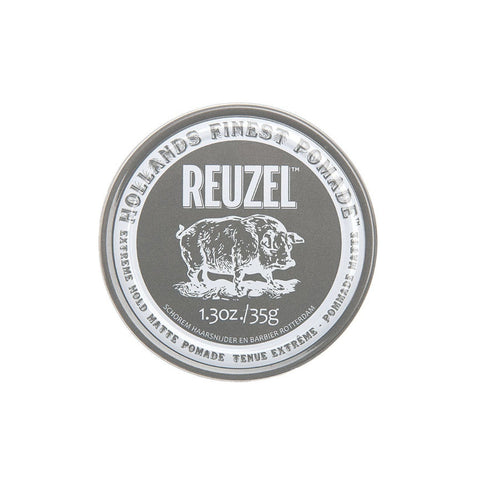 Reuzel Extreme Hold Matte Pomade (Size Options)