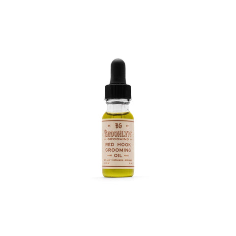 Brooklyn Grooming Red Hook Grooming Oil (Size Options)