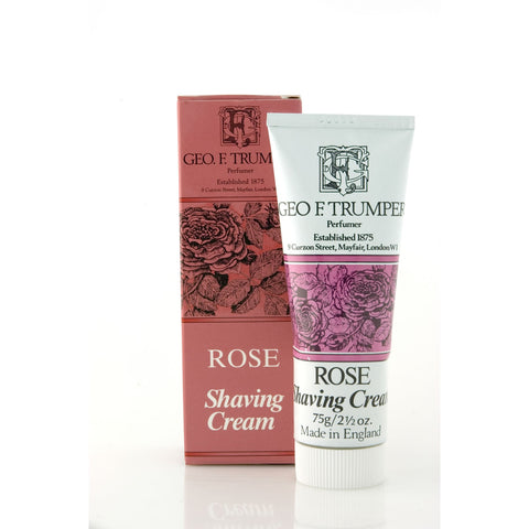 Geo. F. Trumper Rose Shaving Cream (size options)