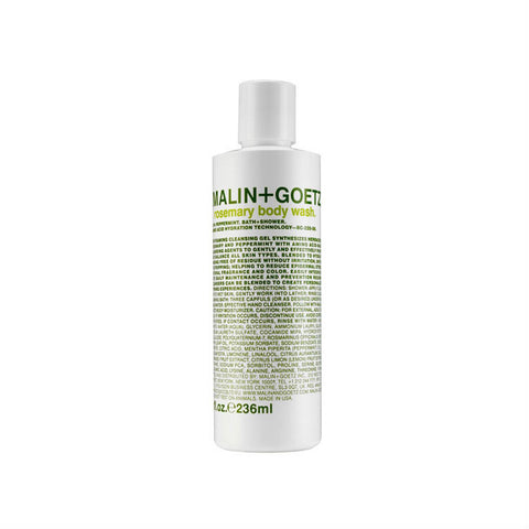 (Malin+Goetz) Rosemary Body Wash (236ml)