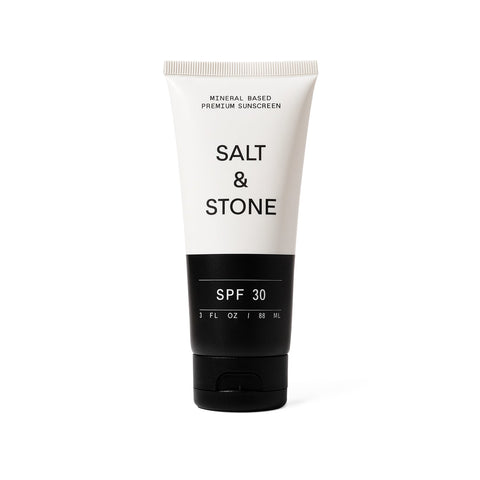 Salt & Stone SPF 30 Mineral Based Premium Sunscreen Lotion (88ml)