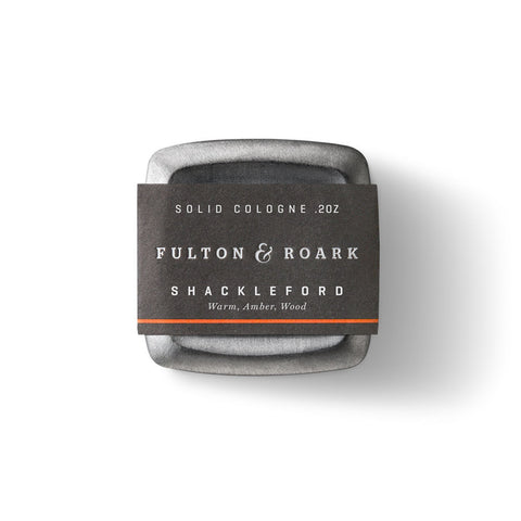 Fulton & Roark Solid Cologne (.2oz) - Options