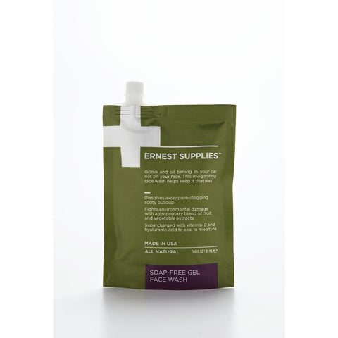 Ernest Supplies Soap-Free Gel Face Wash (89ml)