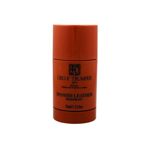 Geo. F. Trumper Spanish Leather Deodorant (75ml)