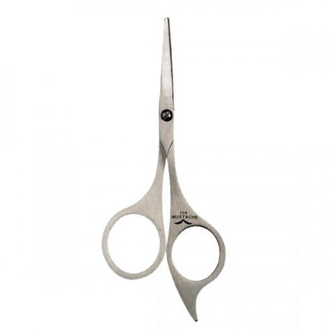 Seki Edge Stainless Steel Moustache Scissors