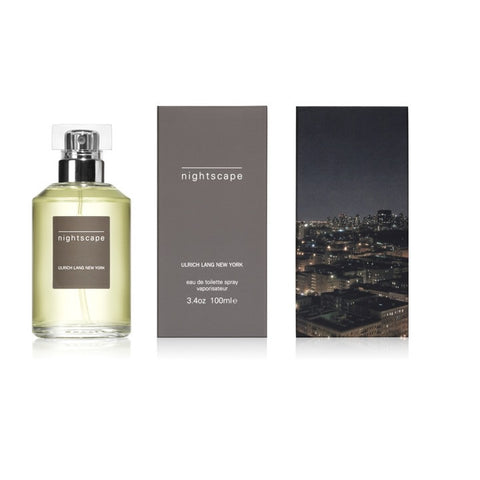 Nightscape Eau de Toilette - Ulrich Lang New York (100ml)
