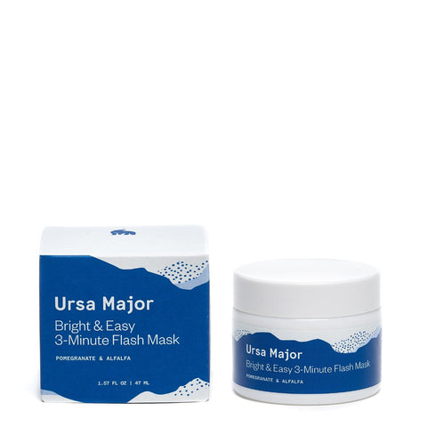 Ursa Major Bright & Easy 3-Minute Flash Mask (47ml)
