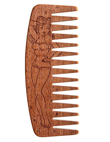 Big Red No.9 Beard Comb - Options
