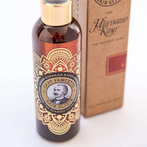 Captain Fawcett's The Bearded Dame Hair Elixir (100ml)