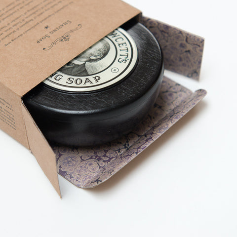 Captain Fawcett's Luxurious Shaving Soap (110g)