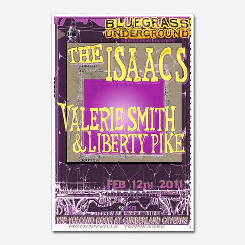 The Isaacs Show Poster