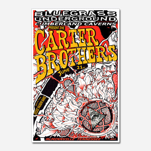 The Carter Brothers Show Poster