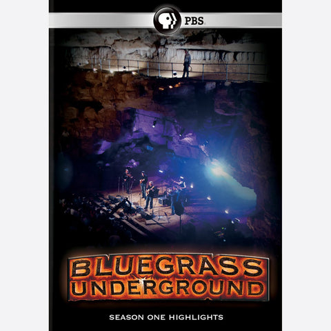 Best Of Bluegrass Underground (Volume 1) [DVD]