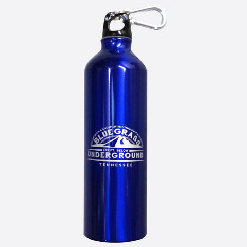 Logo Aluminum Water Bottle