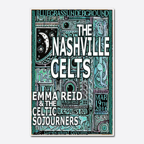 The Nashville Celts Show Poster