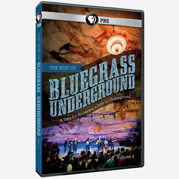The Best Of Bluegrass Underground: Volume 2 [DVD]