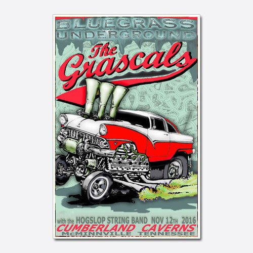 The Grascals Show Poster (2016)