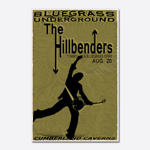 The Hillbenders Show Poster