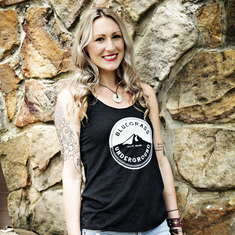 Ladies Vintage Logo Tank
