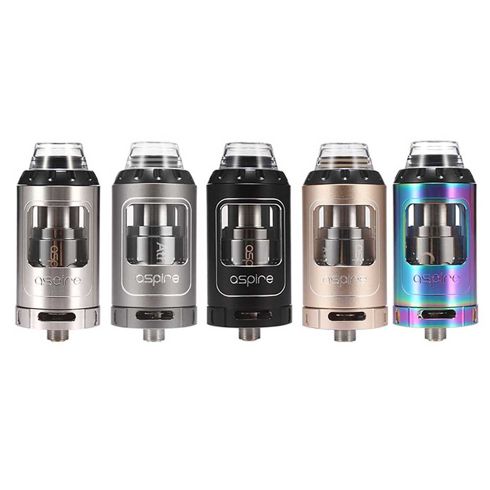 Aspire Athos Tank Color Options