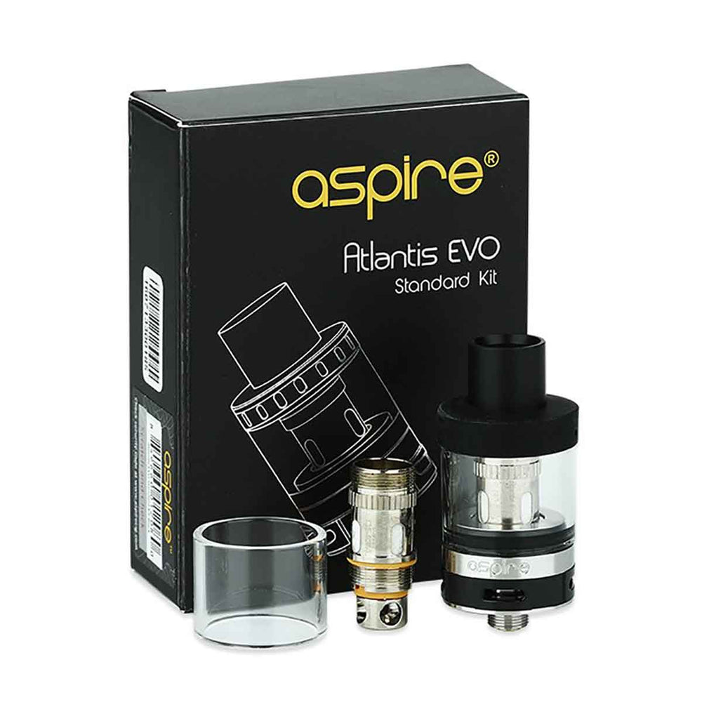 Aspire Atlantis EVO Standard Tank Package