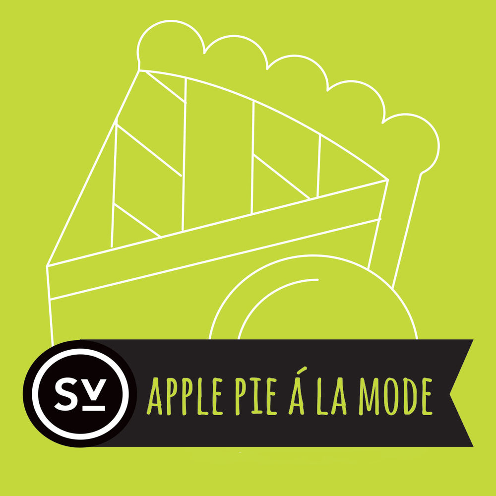 Apple Pie á la Mode