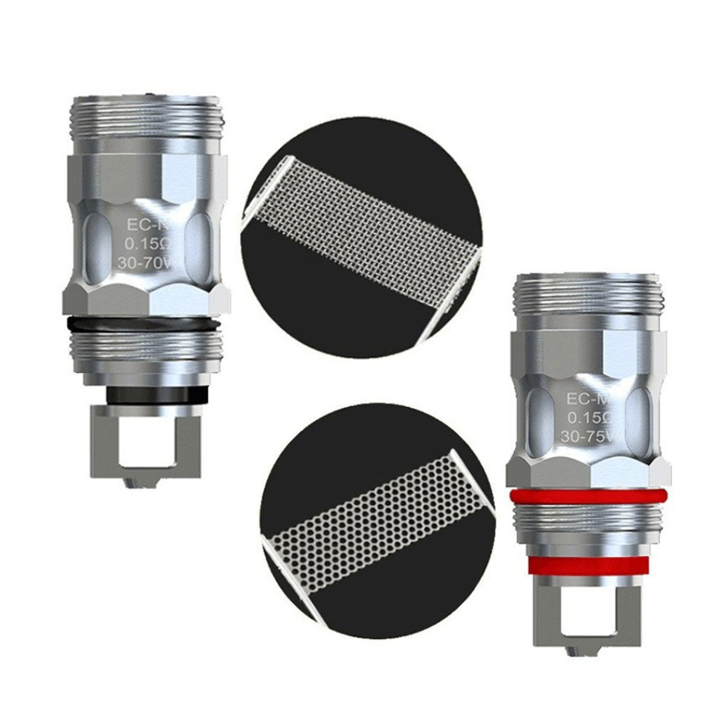 Eleaf EC-M/EC-N Replacement Coils (5-Pack)
