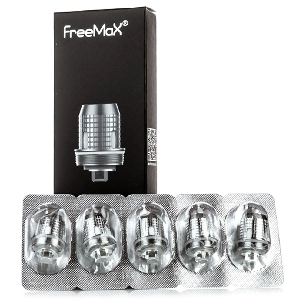 Freemax Fireluke Mesh Coil Replacement (5-Pack)