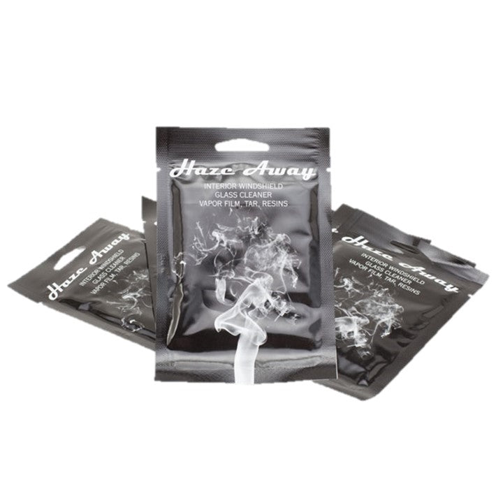 Haze Away - Interior Windshield Glass Cleaner