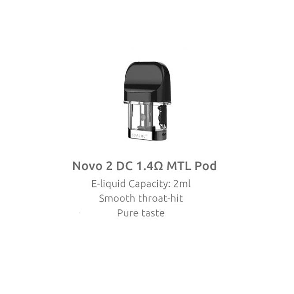 SMOK Novo 2 Replacement Pod (3-Pack)