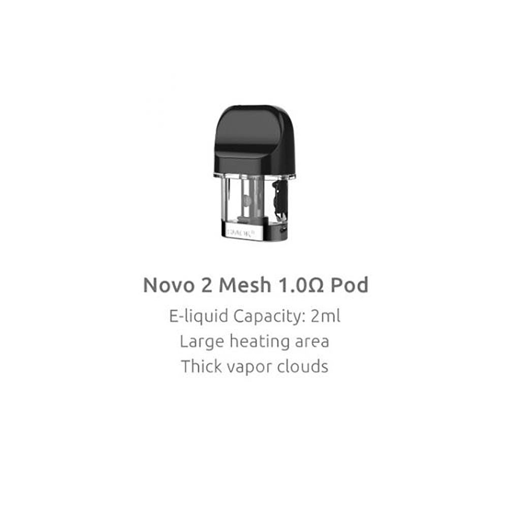 Novo 2 Replacement Pod (3-Pack)