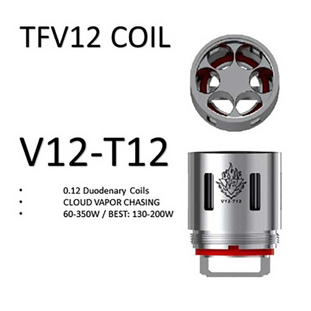 V12-T12 Replacement Coil (3-Pack)