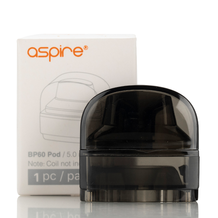 Aspire BP60 Replacement Pod 5mL