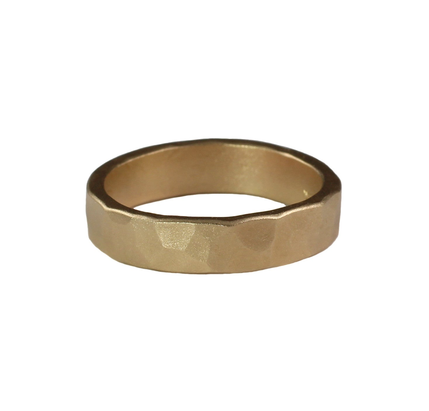 Unisex 4mm Wedding Band
