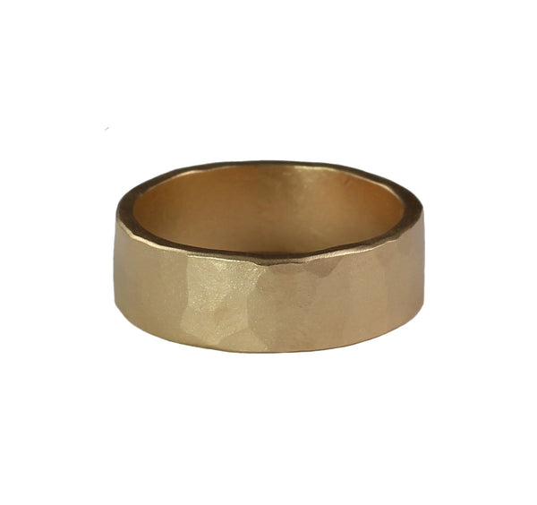 Unisex 6mm Wedding Band