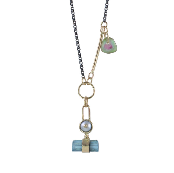 Joyful Flow Talisman Necklace
