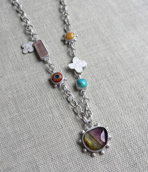 Melange Necklace