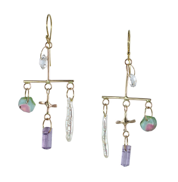 Luminary Chandelier Earrings