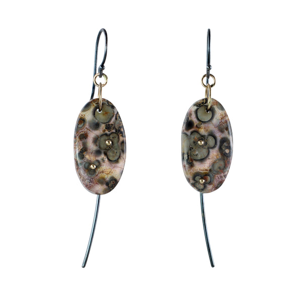 Camo Garden Earrings