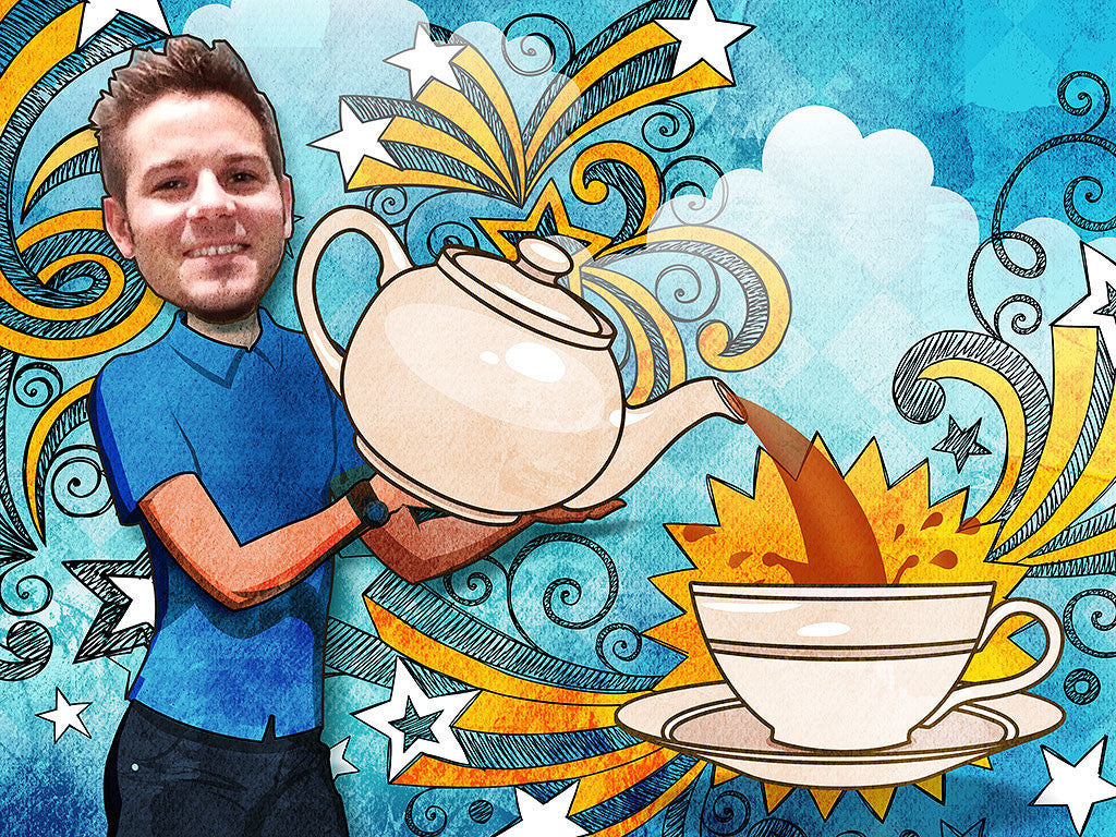 WERK That Teapot, Christopher!