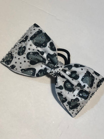 Snow Leopard Tailless Bow