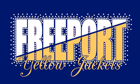 Freeport Split Logo Youth