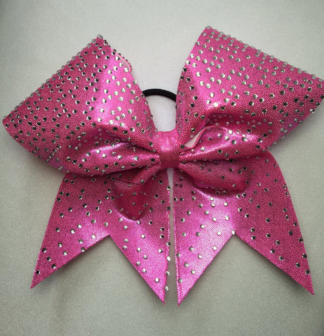 Off the Grid Rhinestone Bow