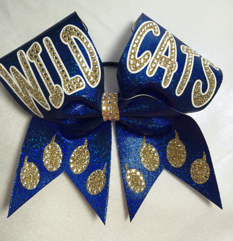 Wild Cats Bling with claws